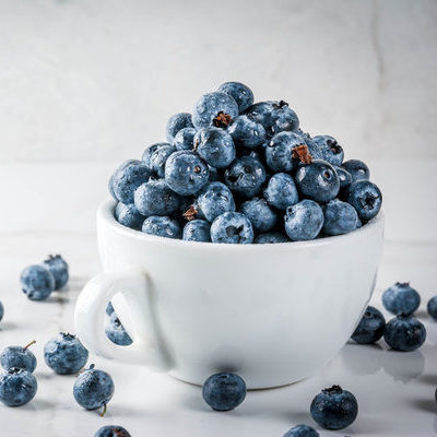 A blueberry is a fruit found on perennial flowering plants of the genus Vaccinium and subgenus Cyanococcus.