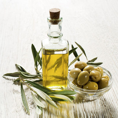 Olive oil is the natural oil extracted from olives.