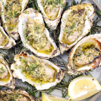 Oyster refers to the common name of some families of salt-water bivalve creatures that live in marine water.