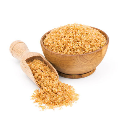 Brown sugar is a natural sweetener made of plant sucrose.