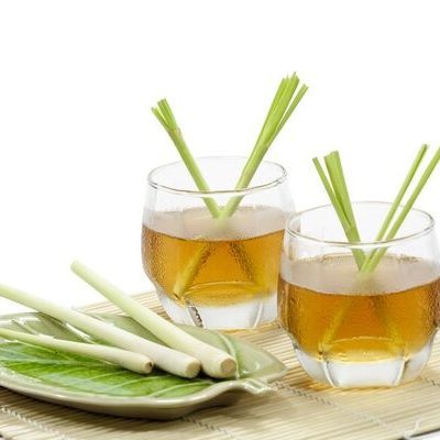 Lemongrass is a type of grass that is used in cooking.