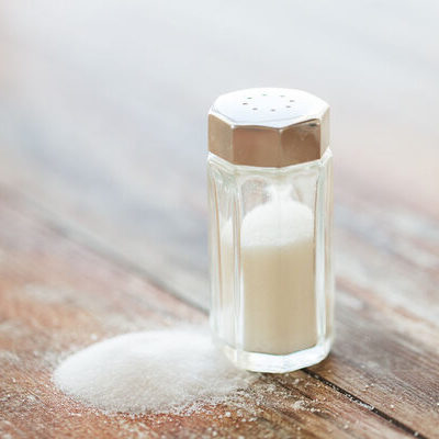Iodized salt is table salt that is mixed with small amounts of iodine salts, such as iodide and iodate, in order to prevent iodine deficiencies.
