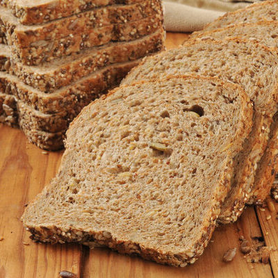 Ezekiel bread is a type of bread that is made from different whole grains that have been allowed to germinate before being made into flour.