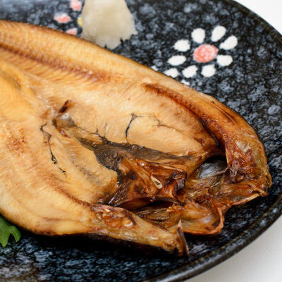 Dried mackerel is mackerel that has been dried and preserved using different processes.