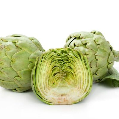 The artichoke (Cynara cardunculus var. scolymus) is often considered a vegetable, although it is a type of thistle.