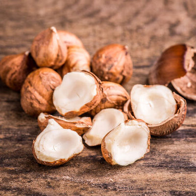 Hazelnut (Corylus avellana L) is a brown, round, or oval-shaped fruit or nut from the hazel tree.