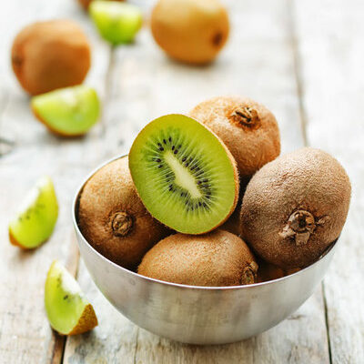 Kiwi is a fruit that belongs to the berry species.