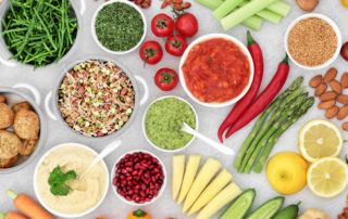 a plant-based diet consists of consuming foods derived from plants¹, such as whole grains, fruits, vegetables, legumes, nuts, and seeds.