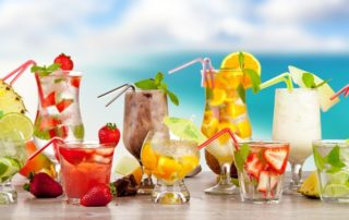 there has also been a notable increase in non-alcoholic beverage consumption