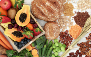 Fiber is a vital part of a healthy diet, no matter your age, as it helps prevent constipation and maintain a healthy weight.