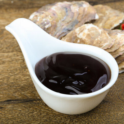 Oyster sauce is a sauce made from caramelized oyster juices.