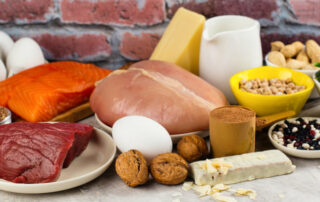protein can help you achieve a variety of health goals